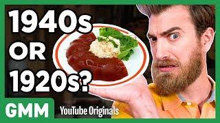 Download Vintage Party Food Taste Test Video