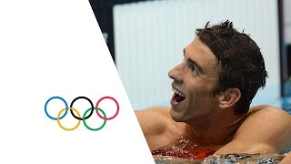 Download Phelps Wins Record Breaking 19th Olympic Medal - London 2012 Olympics Video