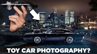Download Make A Toy Car Look Real Video