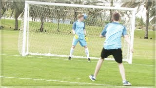 Download I HIT DE BRUYNE IN THE FACE! Video