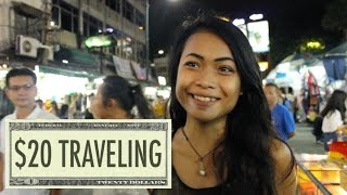 Download Bangkok, Thailand: Traveling for 20 Dollars a Day - Ep 7 Video
