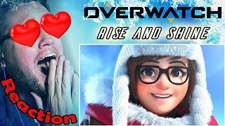 Download Overwatch Animated Short | ″Rise And Shine″ REACTION! | OH GOSH MEI! | Video