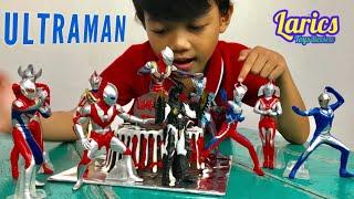 Download Ulangtahun Ultraman Zero Saga Dyna Vs Monster ! Ayo IKUT Video