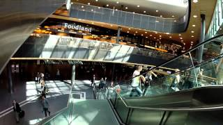Download Finding the Train Station in Zurich Airport, from Arrival 2 Video