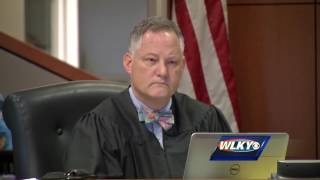 Download Judge orders murder suspect's mother from courtroom Video