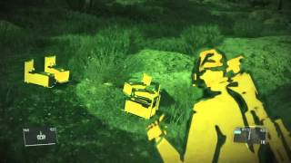 Download MGS5:TPP Honey Badger Afghanistan Location Video
