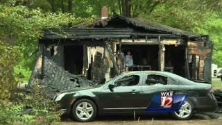 Download Lexington family escapes overnight fire; man suffers serious burns to body Video