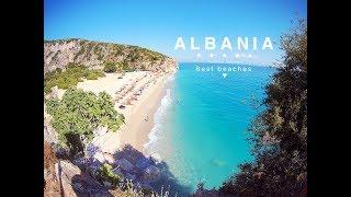 Download TOP 10 BEACHES OF ALBANIA - LE 10 SPIAGGE PIU' BELLE DELL' ALBANIA Video