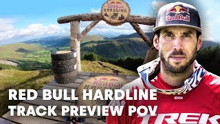 Download Gee Atherton Takes You Down The Hills Of Dyfi Valley In Wales, UK | Red Bull Hardline 2018 Video