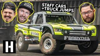 Download Project Car Updates + Trophy Truck Sends in the BurnYard! Video