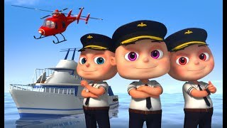 Download Zool Babies Series - Fisherman Rescue Episode | Videogyan Kids Shows | Zool Babies Series | Cartoons Video