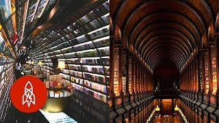 Download The World's Most Magnificent Libraries Video