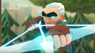 Download Clash Royale Official Magic Archer Gameplay Trailer Video