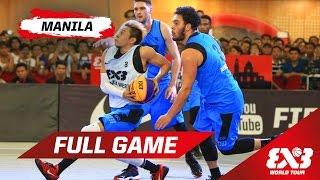 Download Manila West (PHI) vs Auckland (NZL) - Full Game - Manila - 2015 FIBA 3x3 World Tour Video
