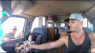 Download PULLED OVER BY HIGHWAY PATROL IN MY RV MOTORHOME VAN! Video