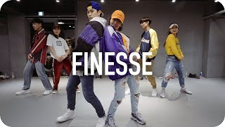 Download Finesse - Bruno Mars ft. Cardi B / May J Lee X Austin Pak Choreography Video