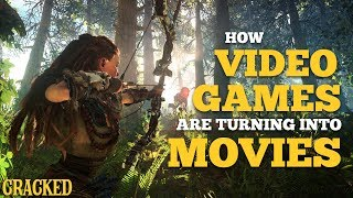 Download How Video Games are Turning into Movies Video