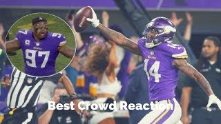 Download Best Crowd Reactions | NFL Video