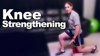 Download Knee Strengthening Exercises & Stretches - Ask Doctor Jo Video