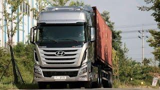 Download Hyundai Xcient driving impression Video
