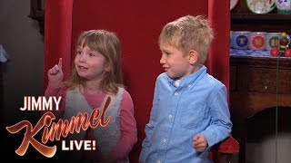 Download Naughty or Nice with Jimmy Kimmel and Guillermo #2 Video