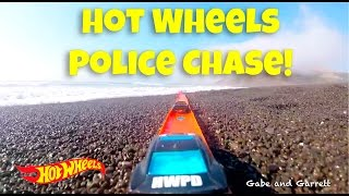 Download Hot Wheels PD Police Chase - The Robber! Video