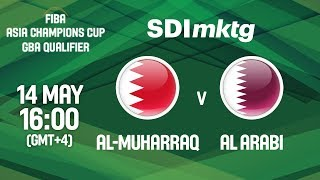Download Al Muharraq (BRN) v Al Arabi (QAT) - Full Game - FIBA Asia Champions Cup 2018 GBA Qualifier (Arabic) Video