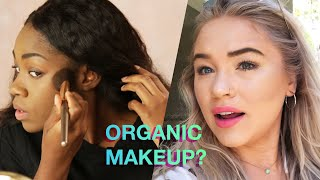 Download Makeup Lovers Try All-Natural Makeup For A Week Video