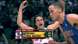 Download Manu Ginobili: Spurs Legend and Hero Video