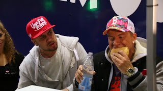 Download Essen Motor Show 2015 - Dennis aus Hürth und JP Kraemer | VW-DUDE.DE Video