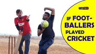 Download If Footballers played Cricket | Funcho Entertainment Video