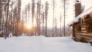 Download Winter in Kalispell, Montana, is magical Video