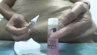 Download ล้างกาวตราช้างด้วย น้ำยาล้างเล็บ Video