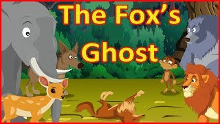 Download The Fox's Ghost | Panchatantra Moral Stories for Kids in English | Maha Cartoon TV English Video
