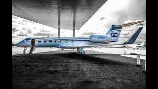Download Gulfstream 550 - Taking Deliver of Gulfstream 550 Video