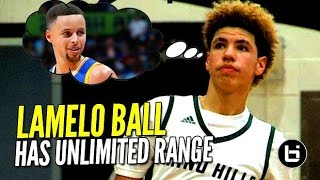 Download LaMelo Ball The MOST RANGE In High School!? FULL Highlights From The Battlezone! Video