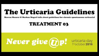 Download URTICARIA GUIDELINES: TREATMENT 03 Video