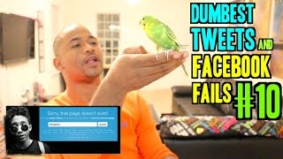 Download Dumbest Tweets and Facebook Fails of 2015 #10 - Jaden Smith deletes twitter! Video