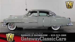 Download 1950 Cadillac Series 62 - Gateway Classic Cars of Nashville #44 Video