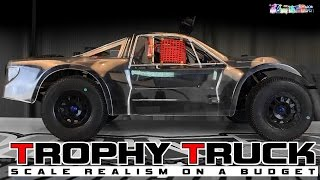 Download RC TROPHY TRUCK on a Budget Video