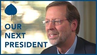 Download Dan Porterfield is the Next Aspen Institute President Video