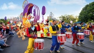 Download The Complete 2016 ″Mickey's Soundsational Parade″ at Disneyland Video