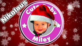 Download CuteBabyMiley Spezial - bei uns war der Nikolaus - Kinderkanal Video