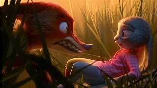 Download Zootopia/Zootropolis - Nick goes wild (Eu Portuguese) Video