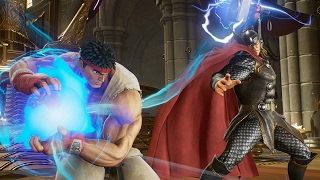 Download Marvel vs. Capcom Infinite First Gameplay Trailer Video
