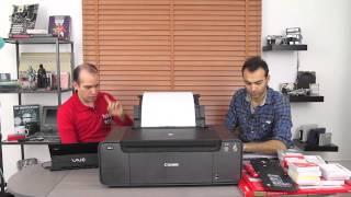 Download Canon Pro-1 fotoğraf yazıcısı incelemesi Video