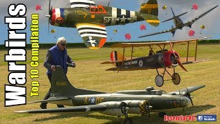 Download RC BEST TOP 10 WARBIRDS WW1 and WW2 (Action Compilation) Video