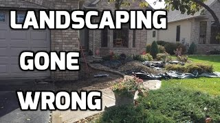 Download How to make $2000 Even on a Landscape Design (gone wrong) Video