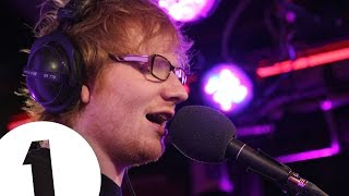 Download Ed Sheeran covers Christina Aguilera's Dirrty in the Live Lounge Video