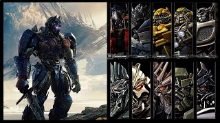 Download Transformers: The Last Knight - Cast Robots ″OFFICIAL Cast″ Video